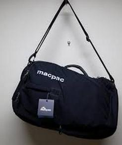 Macpac Koru bag to backpack